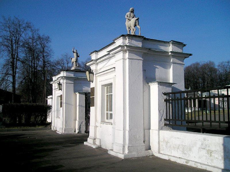 Музей усадьба графа шереметьева